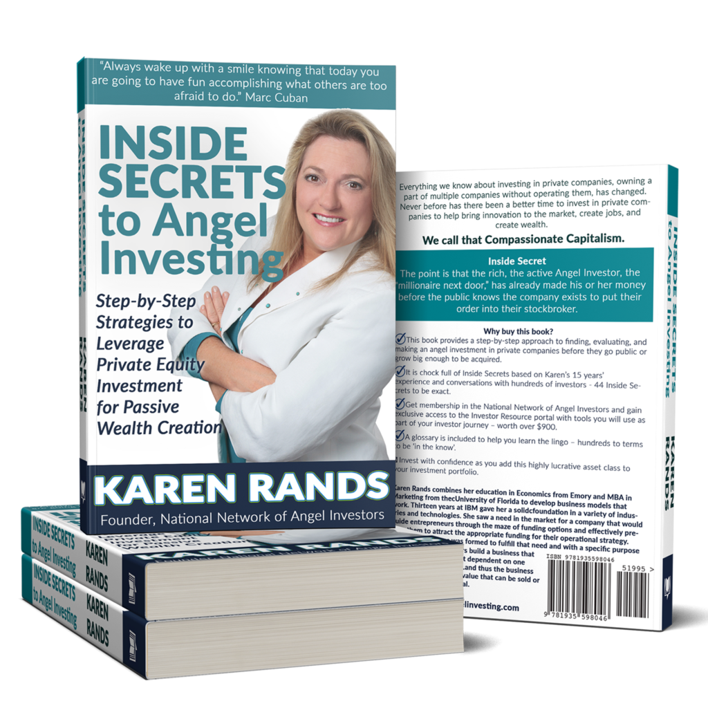 Karen Rands Book